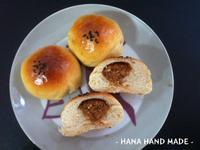 Mini肉鬆麵包