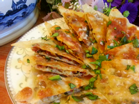 塔香風味起司餃