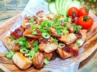 日式椒鹽燒烤雞塊