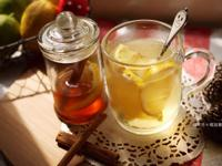 肉桂蜂蜜漬檸檬