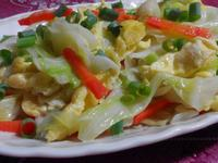 高麗菜炒蛋【食在養生】