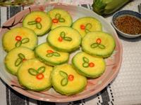 韓式櫛瓜煎蛋餅