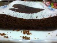 巧克力蛋糕【小烤箱版】