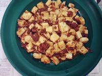 外食族簡易麻婆豆腐