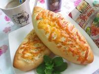 德式香腸起司麵包(中種法)