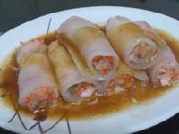 [海鮮]冬瓜鮮蝦卷