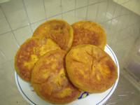 紅豆南瓜煎餅