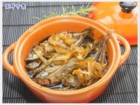 柳葉魚紫蘇甘露煮
