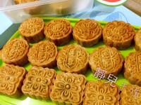 傳統廣式月餅
