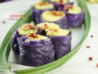 【彩色米】紫葉香米壽司