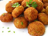 【藜麥】Falafel, 中東蔬菜球