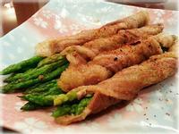 壽喜燒蘆筍豬肉捲
