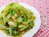 鐵板風捲心菜 ◆華麗風高麗菜 4