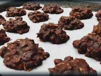 5分鐘花生巧克力Fudge