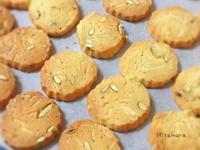 杏仁南瓜籽奶油酥餅