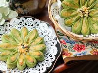 花好月圓-抹茶地瓜酥