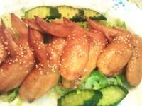 泰式甜辣烤雞翅