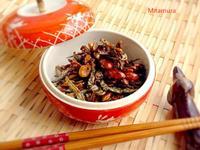 日式蜜汁魚乾(日式年菜第六款)