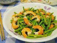 蘆筍炒鮮蝦
