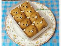 [超可愛の懶懶熊]豆皮壽司