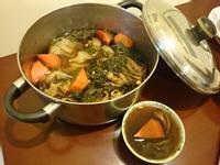 羅漢果菜乾湯