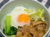 日式燒肉蓋飯