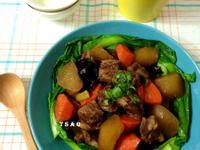 紅燒牛腩(處理食材小撇步)