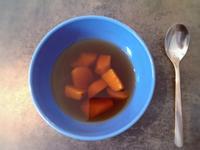 電鍋版黑糖地瓜湯