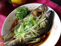 電鍋清蒸香魚