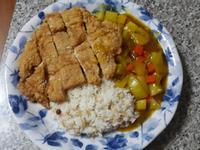 雞排咖哩飯