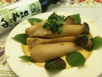 和風涼拌杏鮑菇-淬釀決勝料理