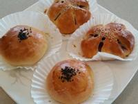 紅豆/紫薯甜麵包