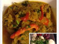 南瓜有機藜麥蔬菜養生粥