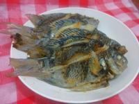 原味香煎鯛魚