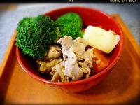 味噌蔬菜燉肉