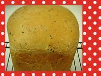 紫米紅豆吐司(麵包機)
