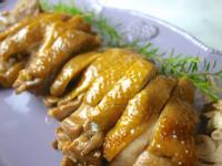 影音簡易版 用電鍋做玫瑰油雞 港式油雞