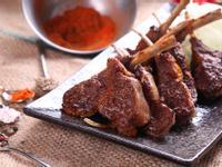 <湯瑪仕幸福食堂> 新疆孜然烤羊排