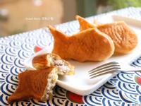 芋泥鯛魚燒