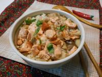 香煎鮭魚炊飯『家樂福廚神大賽』