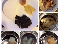 牛肉干貝蘿蔔海帶湯
