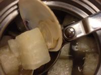 悶燒罐料理-烏參蘿蔔海帶蛤蜊湯