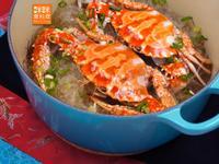 Mimi♥螃蟹粉絲煲『家樂福廚神大賽』