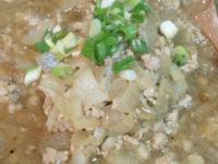 簡易洋蔥肉燥