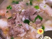 【電鍋料理】菱角排骨薏仁湯