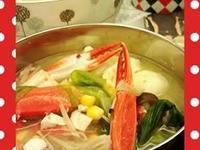 北海道螃蟹味增鍋