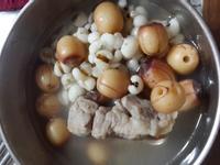 蓮子薏仁排骨湯