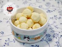 """♡宛の寶寶""""食""""堂 ✿ 寶寶版蛋黃小饅頭"""