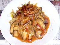 [ 5分鐘快炒] 洋蔥燴鮮菇