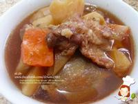 讚不絕口的下飯菜「馬鈴薯燉肉」【免炒版】